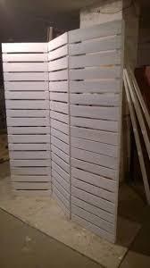 shutter room divider wooden pallets room divider pallet furniture diy upcycle