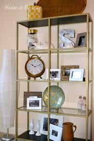 Ikea Glass Shelves by Ikea Bookcase Hack Hometalk
