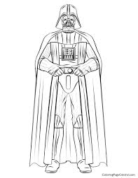 darth vader coloring pages ngbasic com