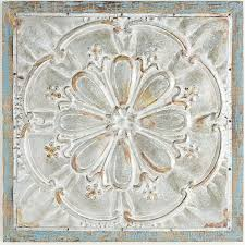 embossed medallion metal wall decor pier 1 imports