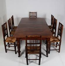 Antique Dining Room Tables by Antique Extendable Victorian English Oak Dining Table For Sale At