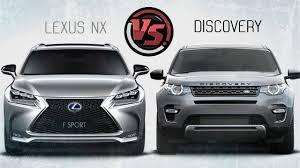 lexus nx300h vs bmw x1 lexus nx vs land rover discovery sport сравнительный тест youtube