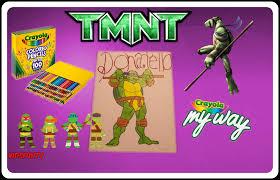 speed coloring teenage mutant ninja turtle tmnt coloring pages