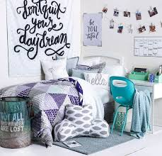 Teal And Purple Bedroom by Best 25 Purple Dorm Rooms Ideas On Pinterest Dorm Decor