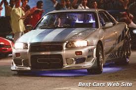Nissan Skyline gtr de rapido y furioso