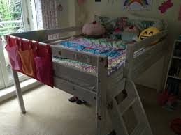 Double Bed For Girls by Flexa Double Bed For With Lamp And Locker For Sale In