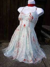 Wedding Dress Halloween Costume 11 Bloody Good Halloween Costumes Die Images