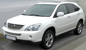 lexus rx400h crossover image lexus rx400h crystal white mica jpg tractor