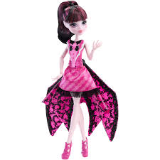 monster high ghoul to bat transformation draculaura doll