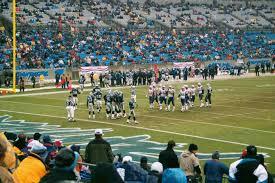 Saison 2001 de la NFL