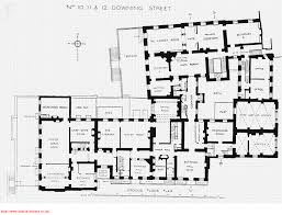 Servant Quarters Floor Plans 10 Downing St London Ground Floor Plan Published In 1931