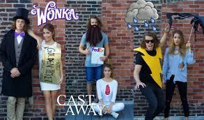 easy diy halloween couple costume ideas youtube