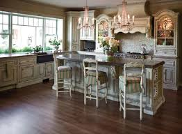 French Country Kitchen Cabinets by Brown Beautiful Country Kitchen Cabinets