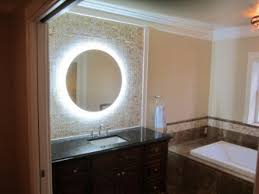 Light Up Makeup Mirror Gold Lighted Makeup Mirror Wall Mounted Doherty House Apply