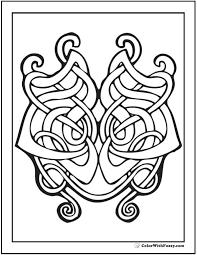 harp coloring page 346 best celtic designs images on pinterest celtic knot designs