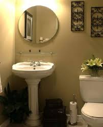bathroom very small 1 2 bathroom ideas modern double sink