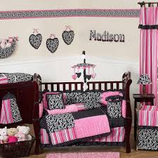 Monkey Crib Set Babygirl Crib Bedding Set With Dogs Perfect Designed Baby