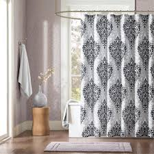 easy shower stall curtains ideas house design and office