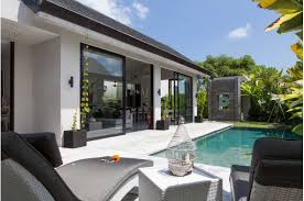 Villa Modern by Paradise In The Modern Bali Holiday Villa Villa Nandi