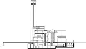 Tate Modern Floor Plan Tate Modern Plans Dwg Image Mag