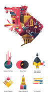Metro Manila Map by Wander Issue 1 Dan Matutina Is Twistedfork