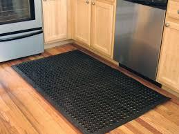 Rug For Kitchen Kitchen Cozy Rubber Kitchen Mats For Exciting Kitchen Floor Decor