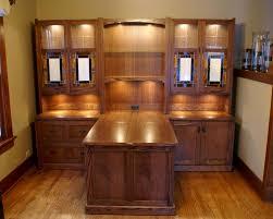 Home Office Furniture Custom Made Craftsman Style Desk System Decor Rooms I Love