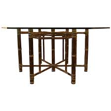 Bamboo Dining Room Furniture by Viyet Designer Furniture Tables Mcguire Furniture Company