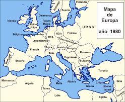 Europa de los 80