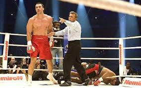 The KO in KlitschKO