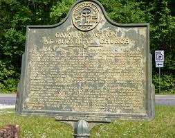 Battle of Buck Head Creek