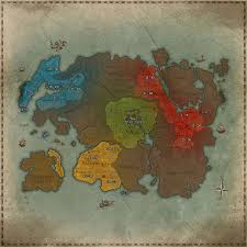 Bal Foyen Treasure Map 1 Elder Scrolls Online Zone Levels