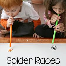 1st grade halloween party ideas spider races and the benefits of oral sensory activities sensory