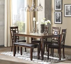 Ashley Furniture Dining EBay - Ashley furniture dining table with bench