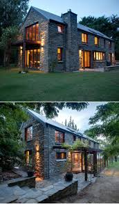 Modern Home Design New England Best 25 Stone Houses Ideas On Pinterest Stone Exterior Houses
