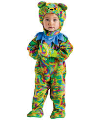 clearance infant halloween costumes tie dye bear halloween costume baby costumes