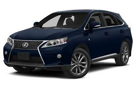 lexus rx 350 vs cadillac srx the best used cars for retirees carsdirect