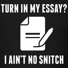 My turn essay How To Write A