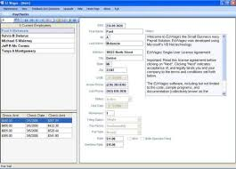Freeware Download  Employee Payroll System Ppt Download Collection com