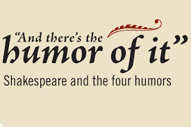 Exhibit on Shakespeare and the four humors - Cornell College