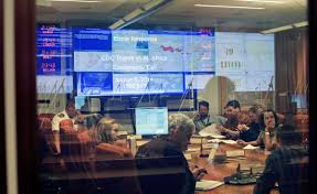 hospitals lack ebola preparation us news centers for disease control and prevention officials participate in a conference call about ebola with team