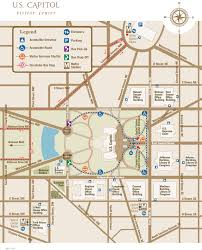 West Wing White House Floor Plan U S Capitol Map U S Capitol Visitor Center