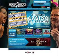 Desert Diamond Casino Buffet by Aristocrat Launches Nlive Virtual Casino Solution For Desert