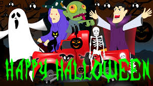 happy halloween songs for kids scary rhyme for children little