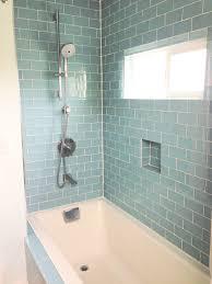 vapor glass subway tile subway tiles outlets and glass shower bath