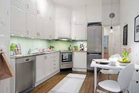 Interior Design Ideas For Kitchens With White Cabinets