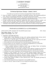Senior Hr Manager Resume Sample by Animal Facility Manager Cover Letter