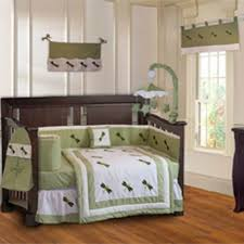 Nursery Boy Bedding Sets by Bedroom Sensational Chocolate Open Side Convertible Crib With
