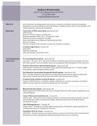 Resume Samples For Freshers SlideShare