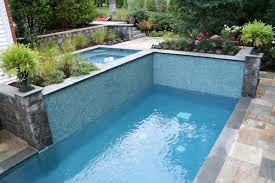 Swimming Pools Backyard by Landscaping Ideas By Nj Custom Pool U0026 Backyard Design Expert